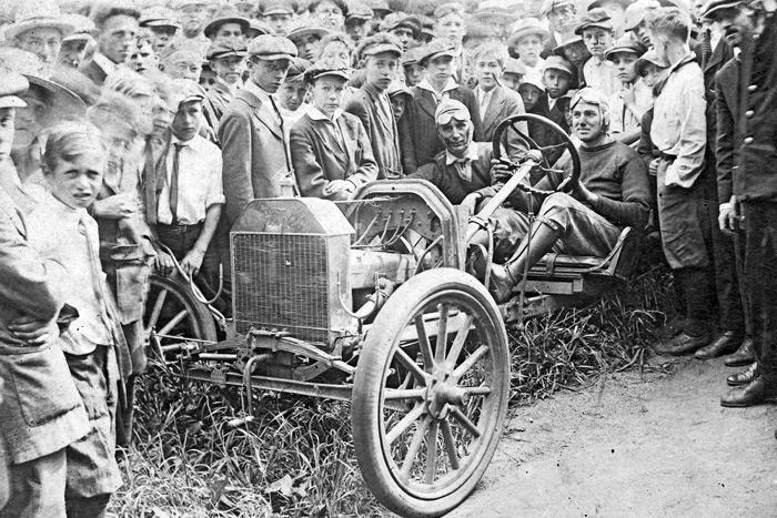 Classic Bridgehampton Road Rally