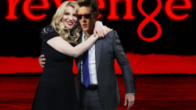 Courtney Love will appear on ABC's Revenge