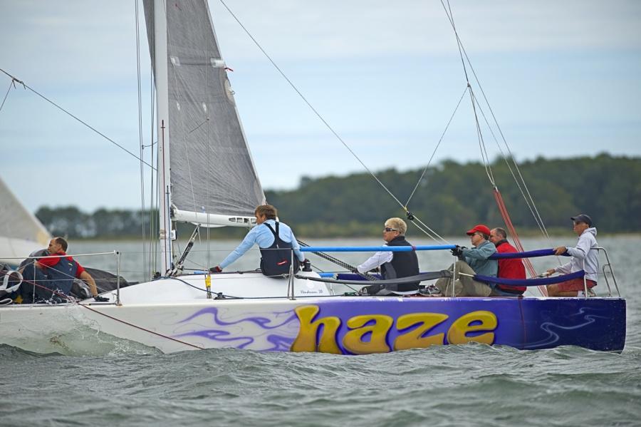 Sag Harbor Yacht Club Maycroft Cup Regatta