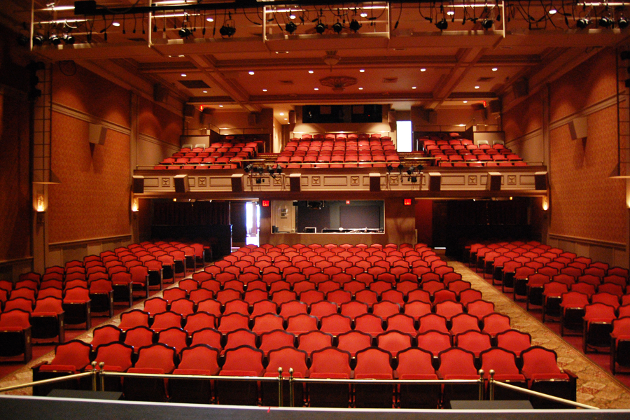 Westhampton Beach Performing Arts Center, interior