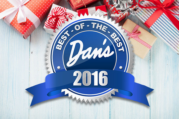 Dan's Best of the Best 2016 gifts and shopping