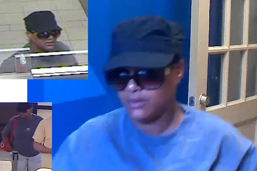 Police say Janet Terry robbed the Hampton Bays Chase Bank on June 26, 2015.