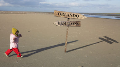 Out of the Hamptons and into Orlando!