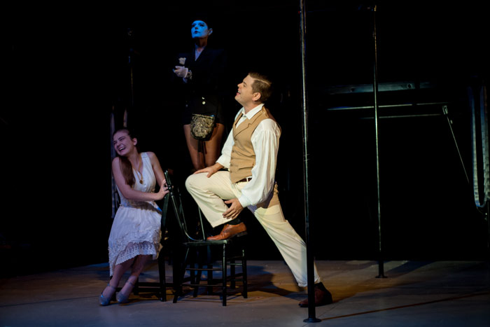 The Fantasticks at Southampton Cultural Center.