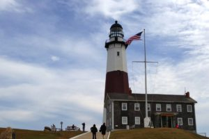 Montauk Lighthouse.