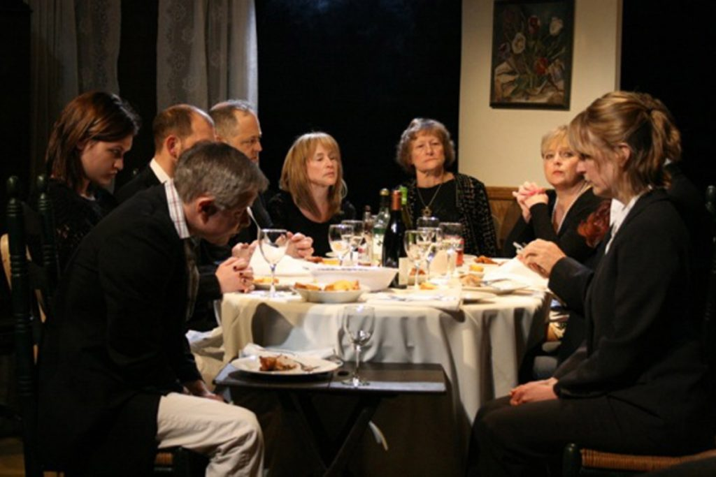 """'August: Osage County"""" at Southampton Cultural Center."""""""
