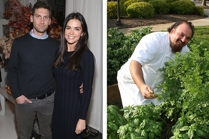 Katie Lee and Ryan Biegel are engaged, Ari Pavlou is teaching cooking classes in the Hamptons