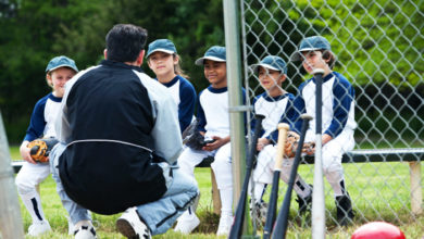 Little Kids Baseball, Remember, kids, win at all costs,
