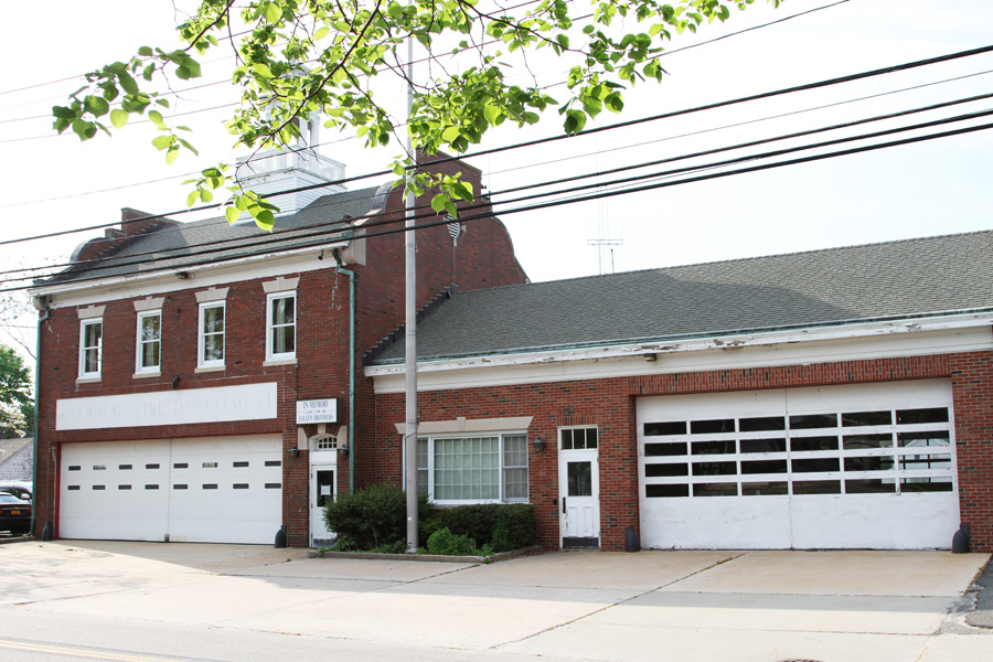 Old Second Street Firehouse in Riverhead
