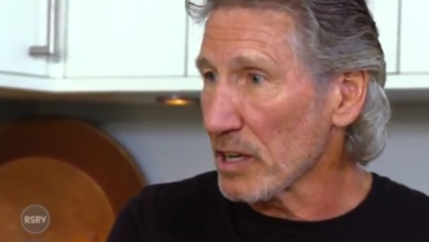 Roger Waters on On the Table with Eric Ripert on Reserve Channel