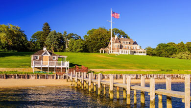 Landmark Queen Anne, Shelter Island