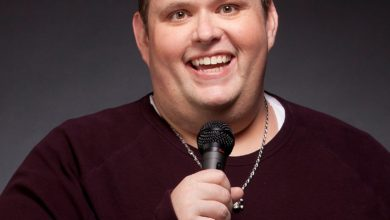 Comedian Ralphie May, Courtesy Bay Street Theatre