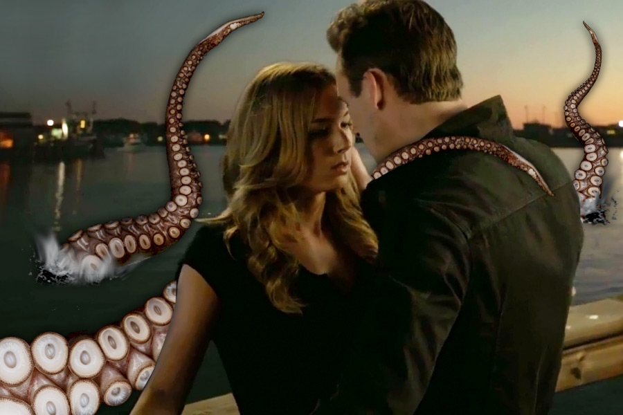 Aiden means everything to Emily—with tentacles! Revenge