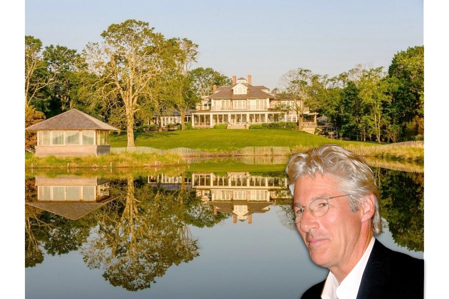 Richard Gere's North Haven Home
