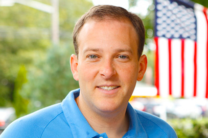 New York State Senator Lee Zeldin.