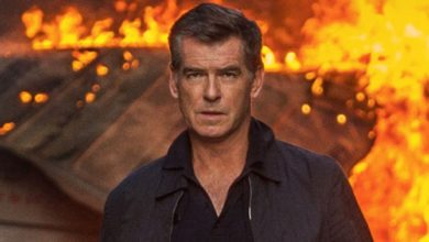 """The November Man"" starring Pierce Brosnan"