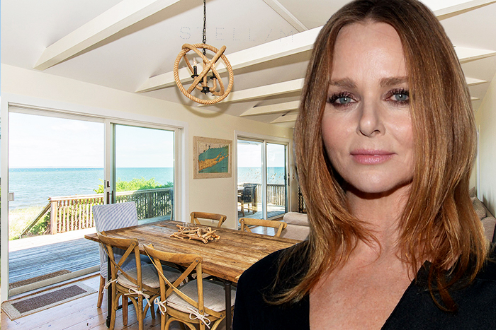 Stella McCartney has bought a cottage in Amagansett