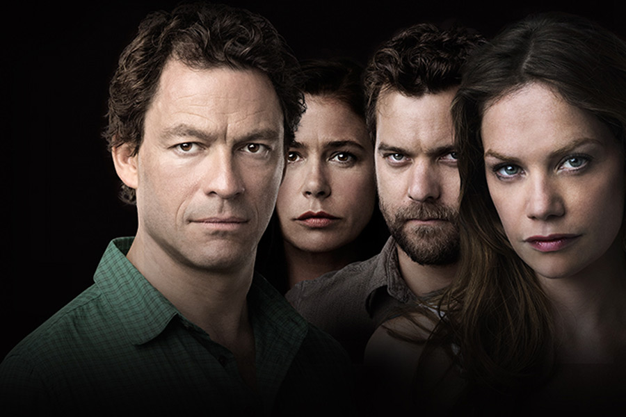 The cast of Showtime's The Affair