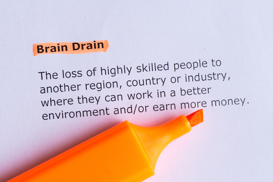 Senator Ken LaLavelle's bill is designed to combat Brain Drain.