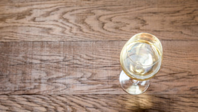 Cheers to the Dan's Best of the Best Chardonnay!