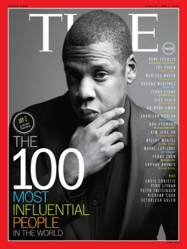 Time100 Jay Z