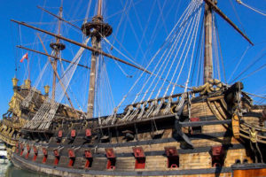 Visit a Spanish Galeon in Greenport
