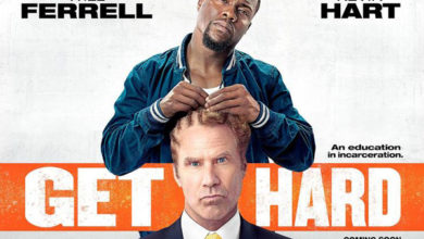 Will Ferrell and Kevin Hart star in Get Hard.