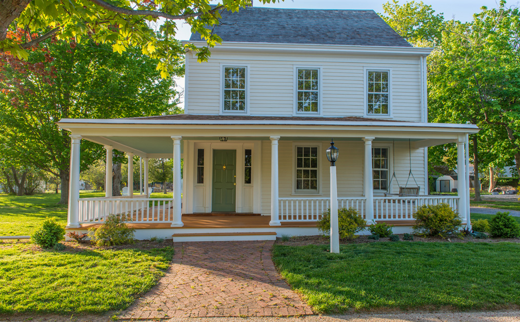 Greenport's Youngs-Coyle House