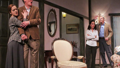 Hampton Theatre Company's production of 'Don't Dress for Dinner'