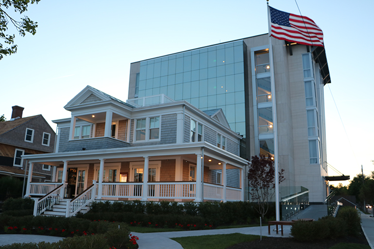 The Preston House and Hotel, a 2020 East End Restaurant Week participant, Photo: Courtesy The Preston House