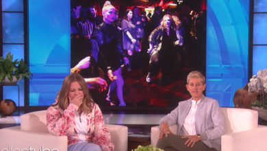 "Melissa McCarthy and Ellen talk about dancing with Jennifer Lopez on ""The Ellen Show"""