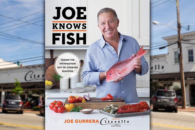 """Joe Knows Fish"" book cover"