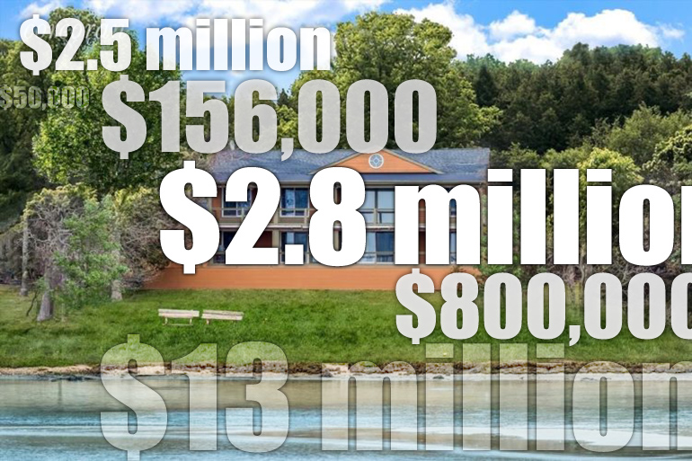 Pele's Hamptons house and real estate numbers for Labor Day 2018