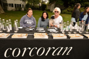 The Corcoran Group giving away promotional goodies