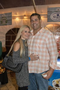 Stephanie and Michael Biondi, owner of TGIF Party Rentals