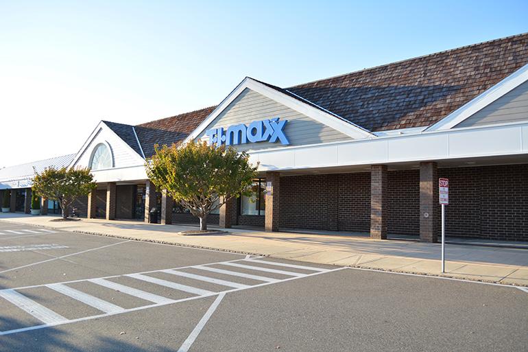 T.J. Maxx in Bridgehampton