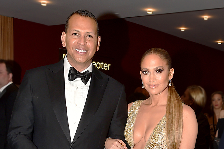 Jennifer Lopez and Alex Rodriguez, Photo: ©PATRICKMCMULLAN.COM