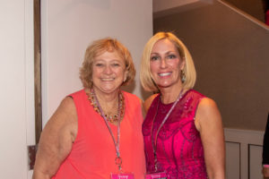 President of CWC Susie Rodan and Vice President of CWC Stacy Quarty