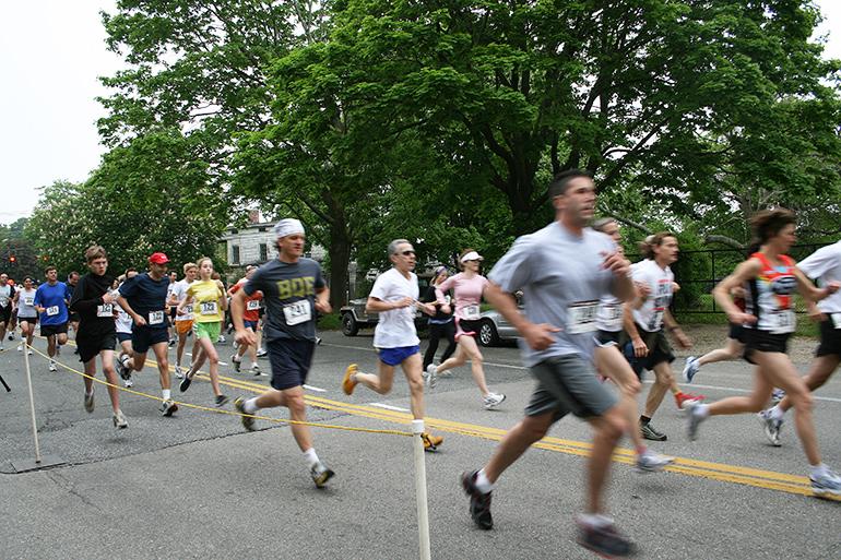 PotatoHampton runners