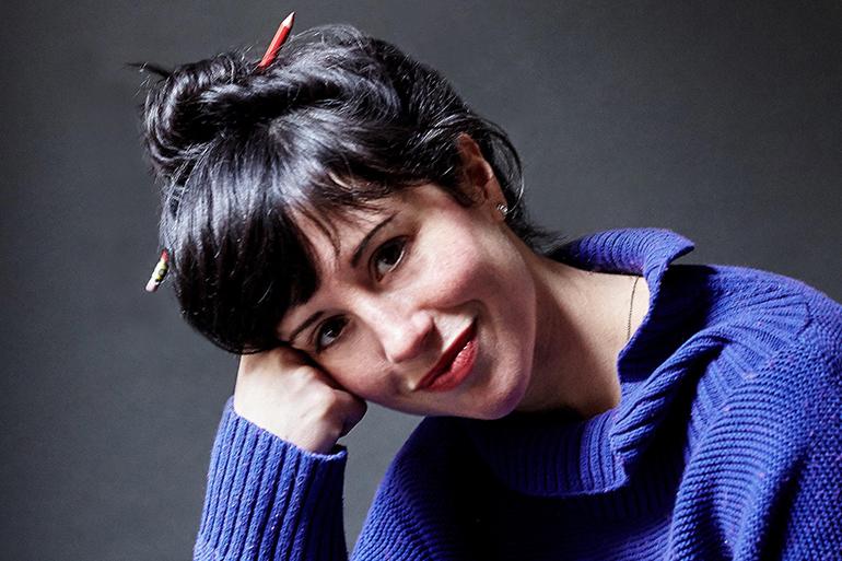 Novelist Rachel Lyon