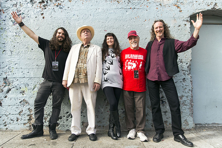 Big Brother and the Holding Company, Photo: Courtesy Suffolk Theater