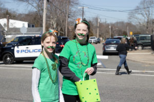 The WHB St. Patrick's Day Parade