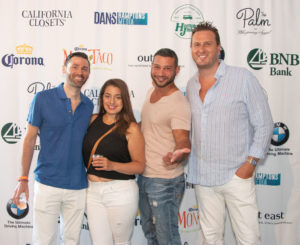 Michael Waltz, Jessica Olin, Gino Demirkan and Anthony Waltz