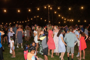 Silent Disco Outdoor Dance Party