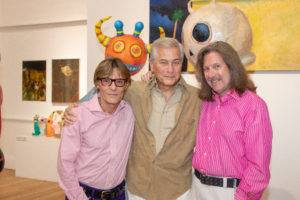 Patrick Christiano, Robert Zimmerman, Barry Gordin