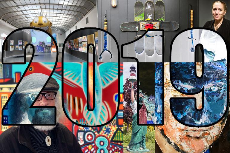 Top Hamptons & North Fork Art Moments of 2019