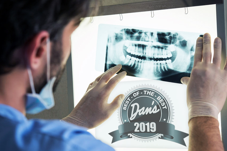 Dan's Best of the Best 2019 North Fork Dentist
