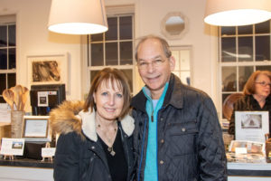Laverne Tennenberg, Keith Mantell