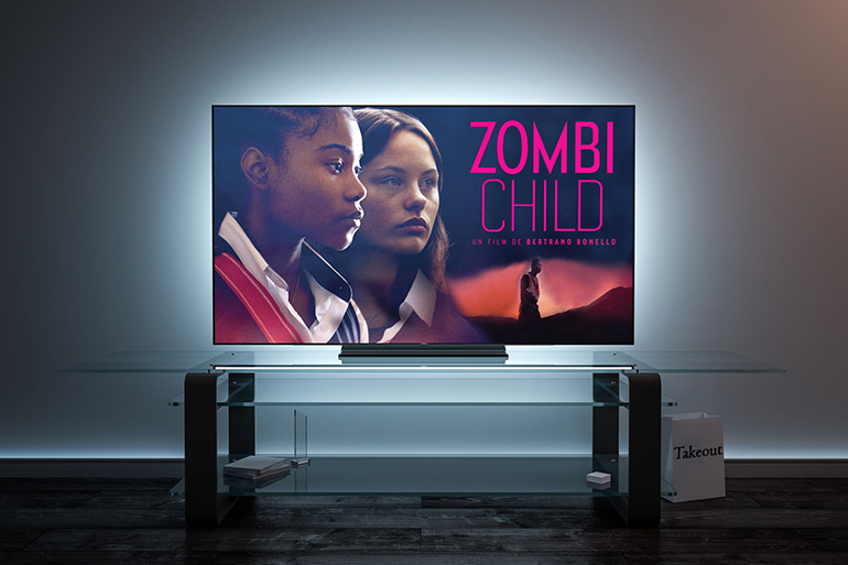 """""""Zombi Child,"""" now streaming on screen near you, Image: © Les Films du Bal"""
