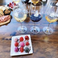 Wölffer Estate Vineyard's chocolate pairings